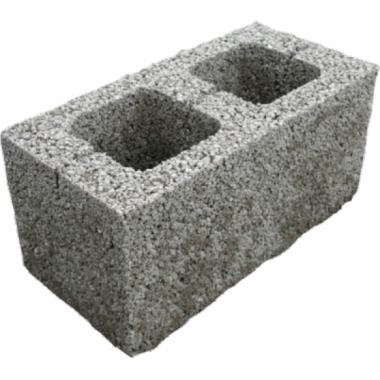 Керамзитоблок стеновой СКЦ-2 190мм