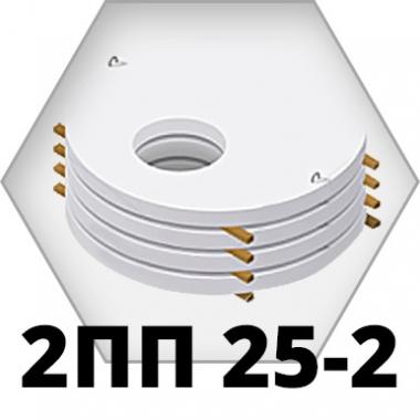 Крышки колодцев 2ПП 25-2