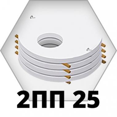 Крышки колодцев 2ПП 25