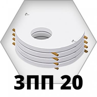 Крышки колодцев 3ПП 20