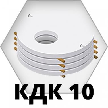 Крышки колодцев КДК 10