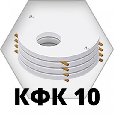 Крышки колодцев КФК 10
