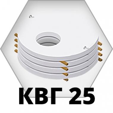 Крышки колодцев КВГ 25