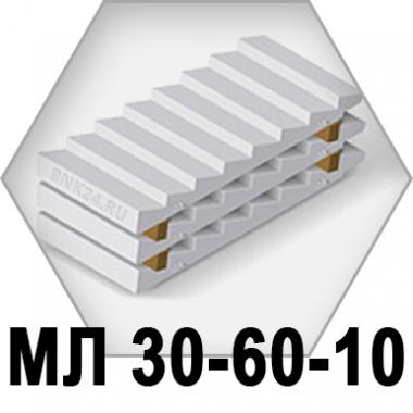 Лестничный марш МЛ 30-60-10