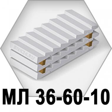 Лестничный марш МЛ-36-60-10