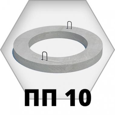 Опорные плиты ПП 10