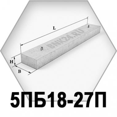 Перемычка брусковая 5ПБ18-27п