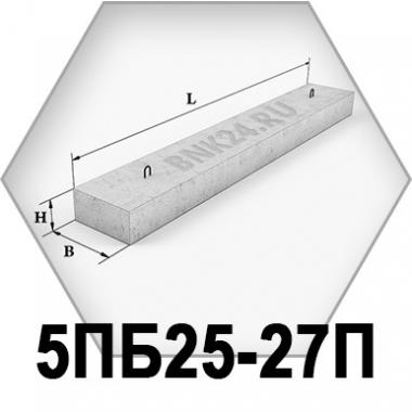 Перемычка брусковая 5ПБ25-27п