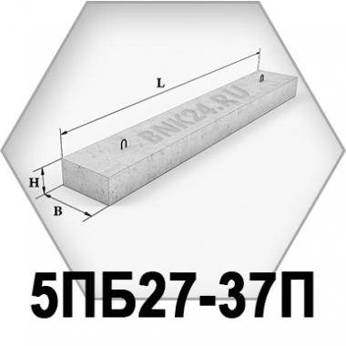 Перемычка брусковая 5ПБ27-37п