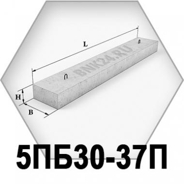 Перемычка брусковая 5ПБ30-37п