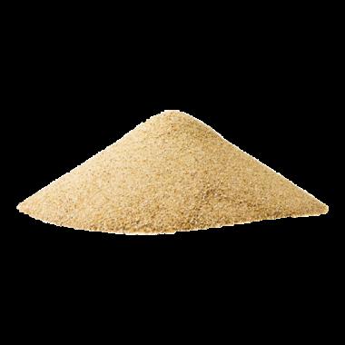 Песок строительный сухой, ПСС