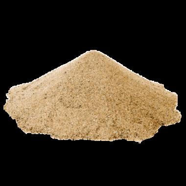 Песок крупнозернистый 2,5-2,8