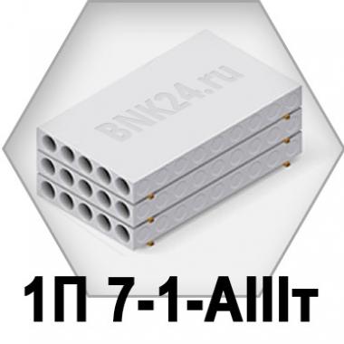 Ребристая плита перекрытия ПРТм 1П 7-1-АIIIт