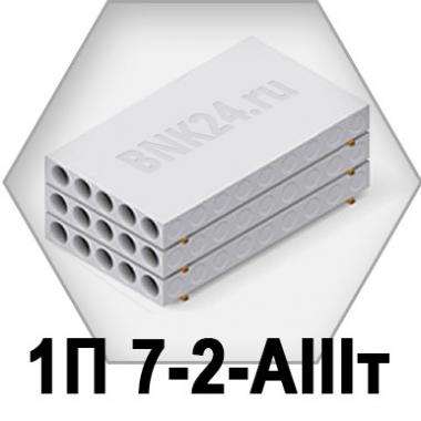 Ребристая плита перекрытия ПРТм 1П 7-2-АIIIт