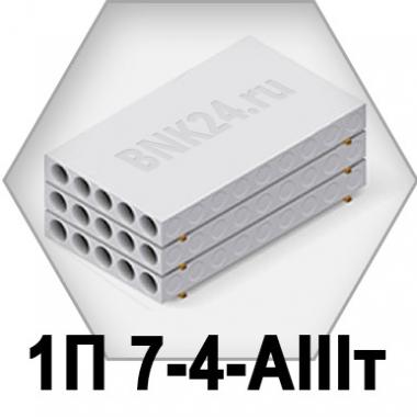 Ребристая плита перекрытия ПРТм 1П 7-4-АIIIт