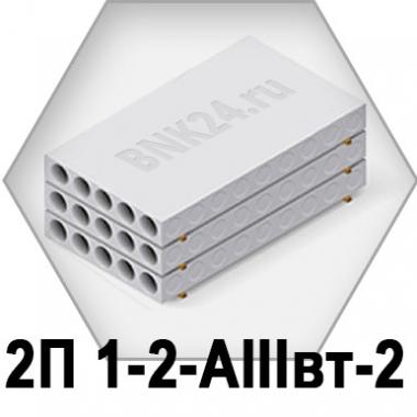 Ребристая плита перекрытия ПРТм 2П 1-2-АIIIвт-2