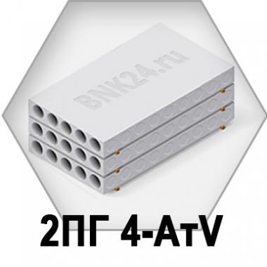 Ребристая плита перекрытия ПРТм 2ПГ 4-АтV