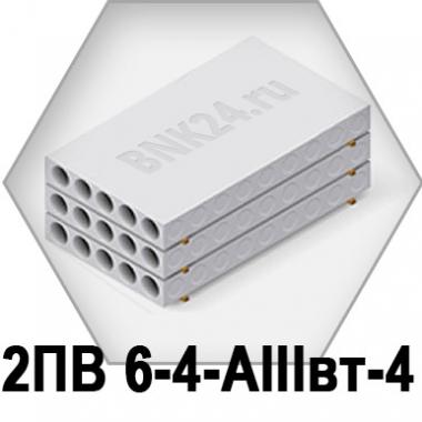 Ребристая плита перекрытия ПРТм 2ПВ 6-4-АIIIвт-4