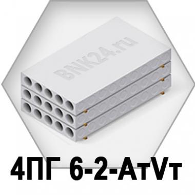 Ребристая плита перекрытия ПРТм 4ПГ 6-2-АтVт