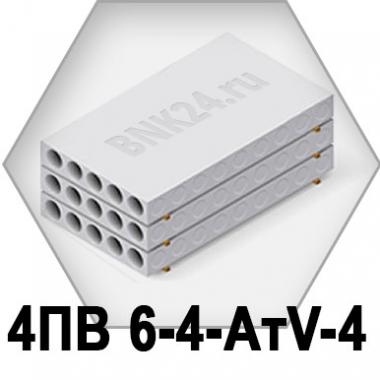 Ребристая плита перекрытия ПРТм 4ПВ 6-4-АтV-4