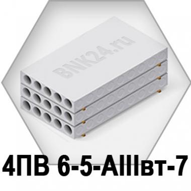 Ребристая плита перекрытия ПРТм 4ПВ 6-5-АIIIвт-7