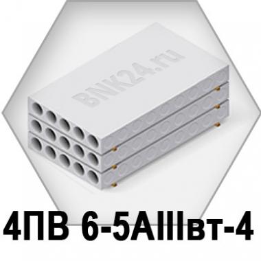 Ребристая плита перекрытия ПРТм 4ПВ 6-5АIIIвт-4