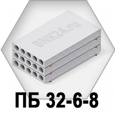 Плита перекрытия ПБ 32-6-8