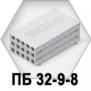 Плита перекрытия ПБ 32-9-8