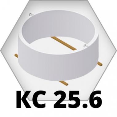 Стеновое кольцо КС 25.6