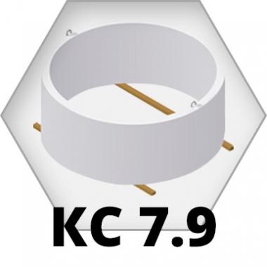 Стеновое кольцо КС 7.9